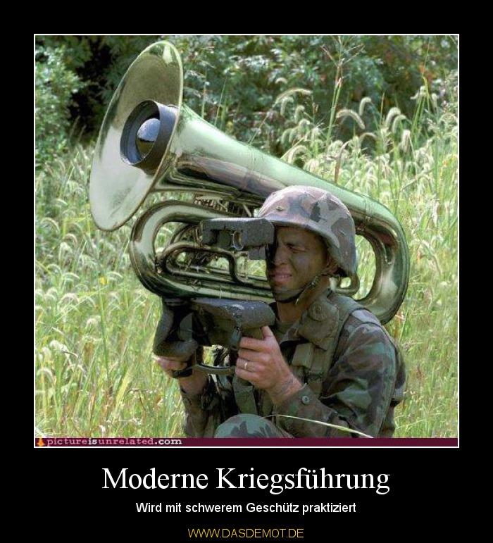 Moderne Kriegsführung