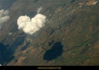 Love is in the air... –