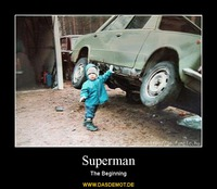 Superman – The Beginning