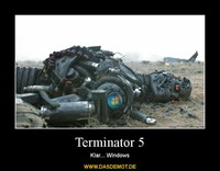 Terminator 5 – Klar... Windows