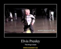 Elvis Presley – The King is back