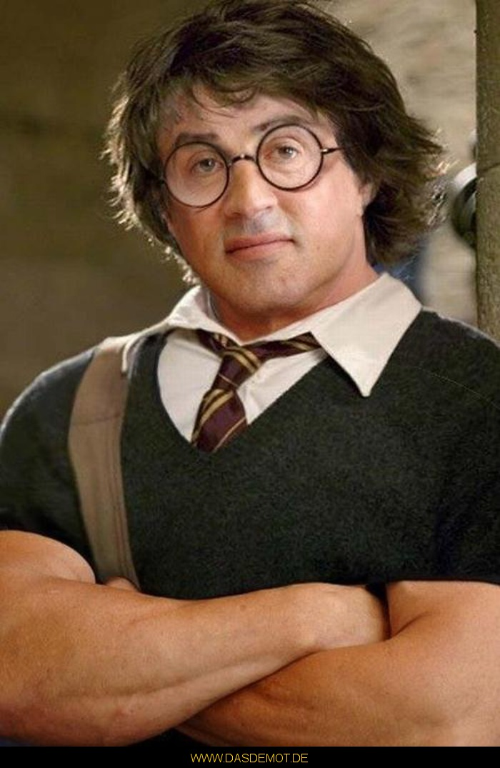 Harry Rambo Potter –