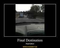 Final Destination – Real Edition