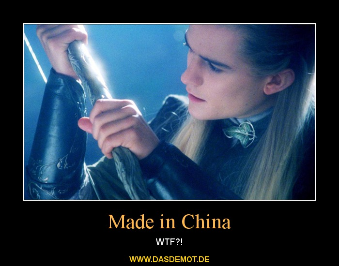 Made in China – WTF?!