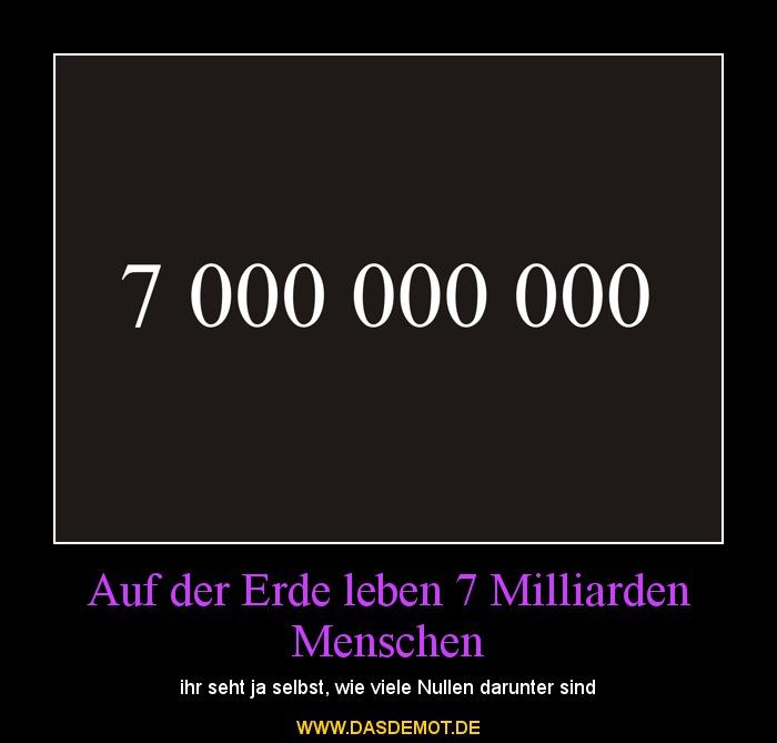 wie viele millionen sind eine milliarde
