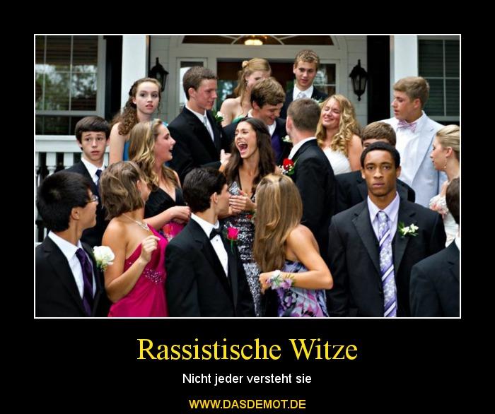 Rassisten Witze