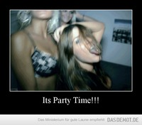 Its Party Time!!! –