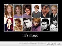 It´s magic –