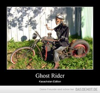 Ghost Rider – Kasachstan Edition