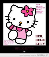 HELLO KITTY – Tja...