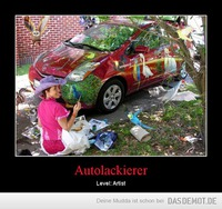 Autolackierer – Level: Artist