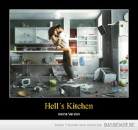 Hell´s Kitchen – meine Version