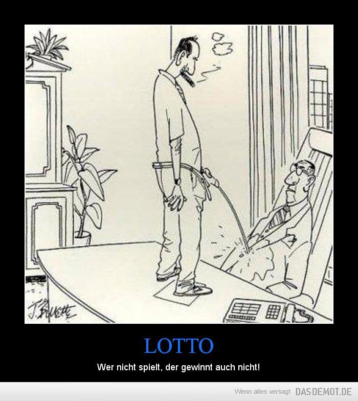 wer spielt lotto