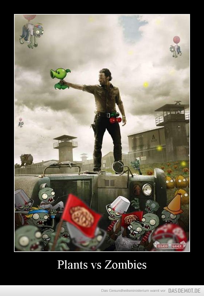 Plants vs Zombies –
