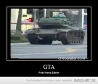 GTA – Real World Edition