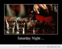 Saturday Night ... –