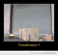 Transformers 5 –