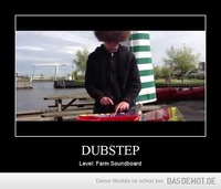 DUBSTEP – Level: Farm Soundboard