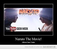 Naruto The Movie! – Official Fake Trailer