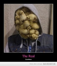 The Real – Duckface