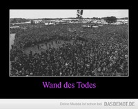Wand des Todes –