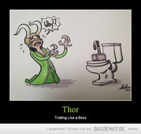 Thor – Trolling Like a Boss