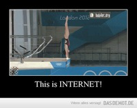 This is INTERNET! –