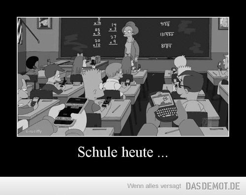 Schule Heute
