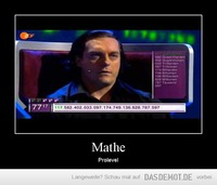 Mathe – Prolevel