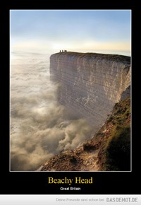 Beachy Head – Great Britain