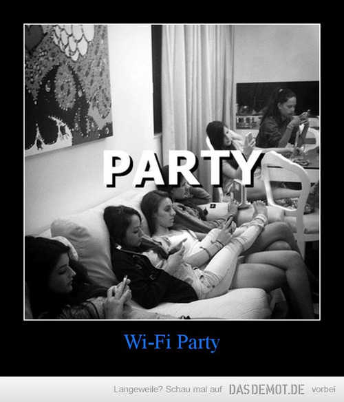 Wi-Fi Party –