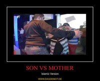 SON VS MOTHER – Islamic Version
