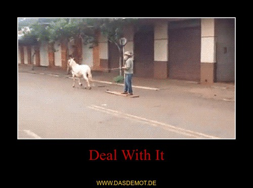 Deal With It –